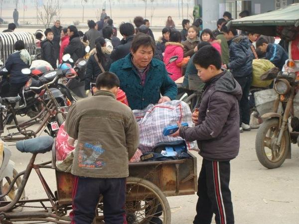 Каникулы! / Статьи о Китае в Магазете