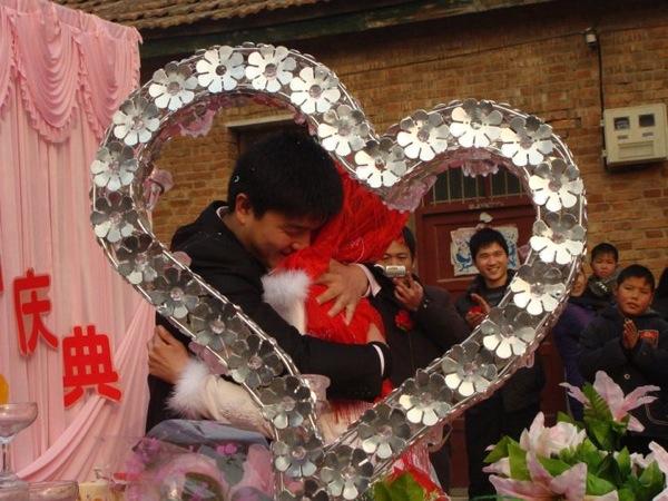 Свадьба в китайской деревне / Статьи о Китае в Магазете