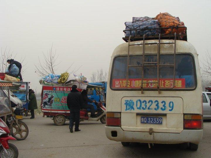 """Весенний ток"": 春运 / Статьи о Китае в Магазете"