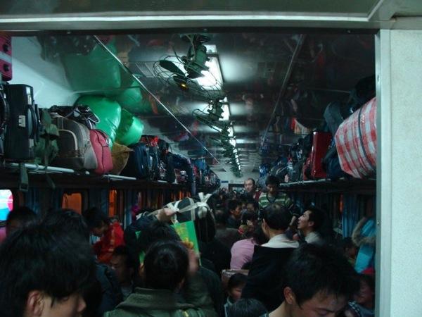 Путь домой / В вагоне китайского поезда