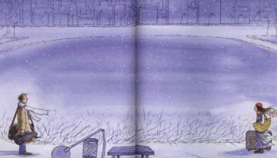 Налево-направо. Финал / китайский художник Ляо Фубинь