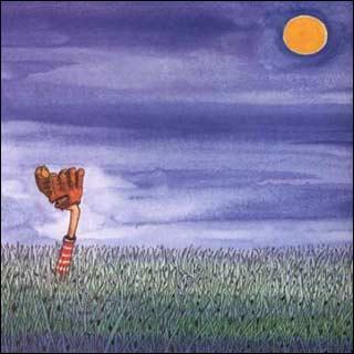 Ловец Луны / китайский художник Ляо Фубинь