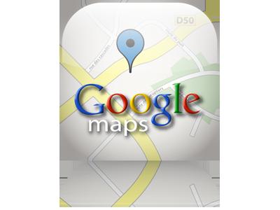 Google Maps в Китае