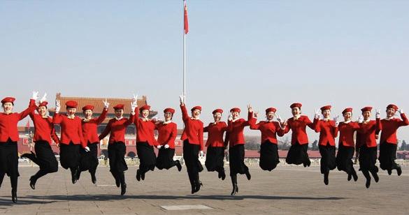 Международный женский день 8 марта в Китае