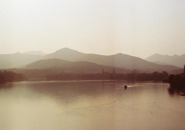 Горы это горы, вода это вода