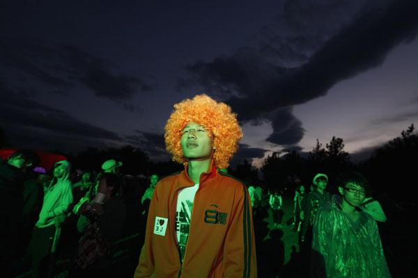 Музыкальные фестивали и опэн-эйры в Китае