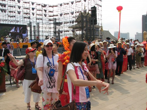 Встречаем 1373 год в Сишуанбаньна (Китай)