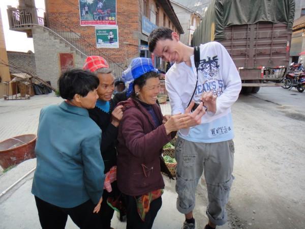 Пекин – Гуйян – Гуйлинь – Пекин, 19 февраля – 15 марта