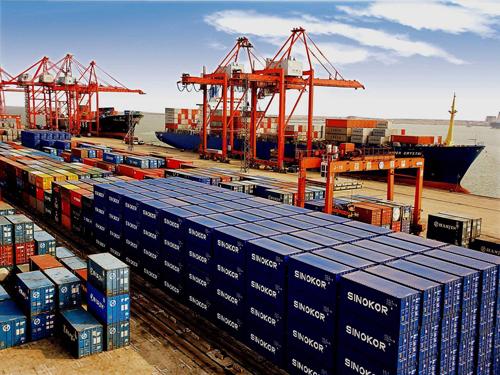 Изменения в китайской международной торговле