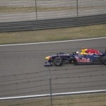 Себастьян Феттель (Red Bull F1 Racing Team), чемпион мира 2011 года