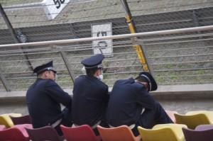 На страже порядка