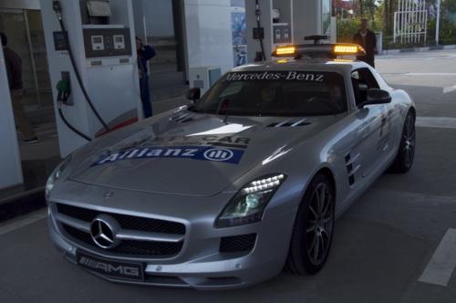 Машина Безопасности, CLK 63 AMG