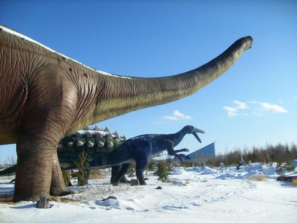 Динозавры из Хэйлунцзяна