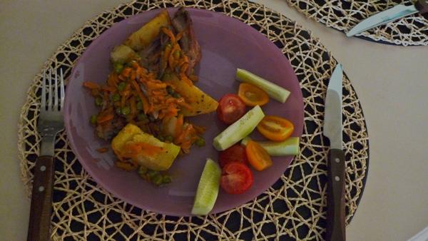 Заморские вкусности из китайских продуктов