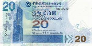 20 Банк Китая 2003
