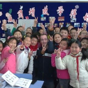 Прелести преподавания английского детям в Китае