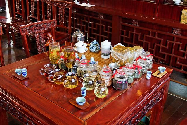 Чайная церемония / Китай