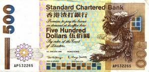 Как запутаться в китайских деньгах. Часть 3. Гонконг
