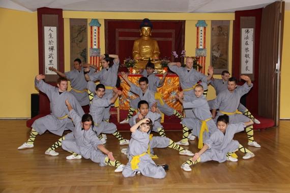 Дойче кунг-фу, или Shaolin Tempel Berlin / Магазета