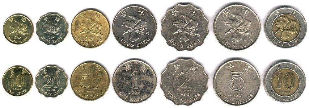 Монеты гонконга фото монета исторической древности
