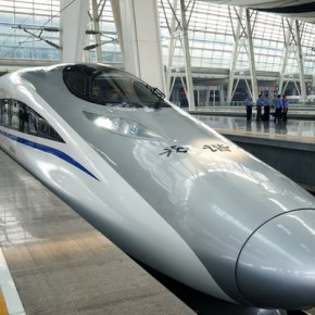 От Пекина до Шанхая за 5 часов, или «поезд до точки G» / Магазета