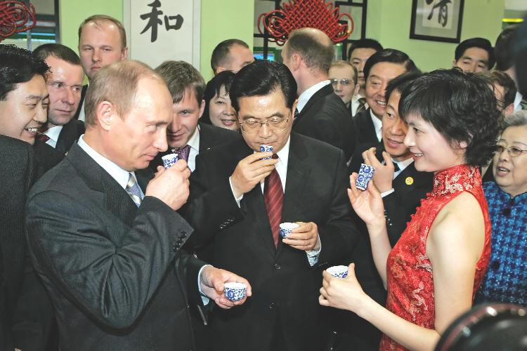 Русский взгляд на китайский чай