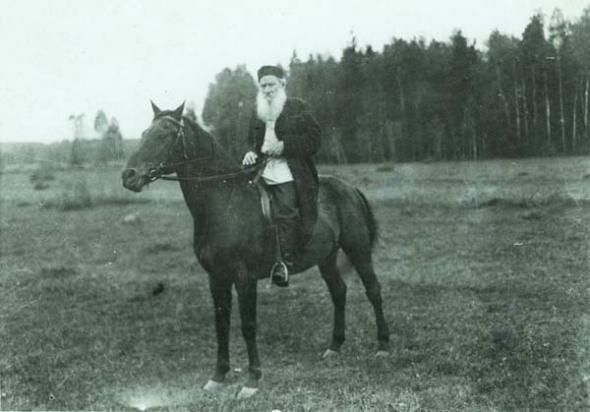 Лао Николаевич Толстой, или как в России познали Дао / Магазета