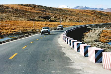 "A long road ahead: автомагистраль ""Дружба"""