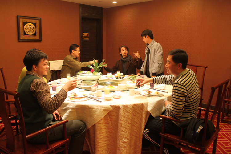Осень Халасо, глава 2 / Сергей Баловин в Китае