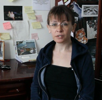 """Видео-проект """"Русские в Китае"""": Учительница Галина / Магазета"""