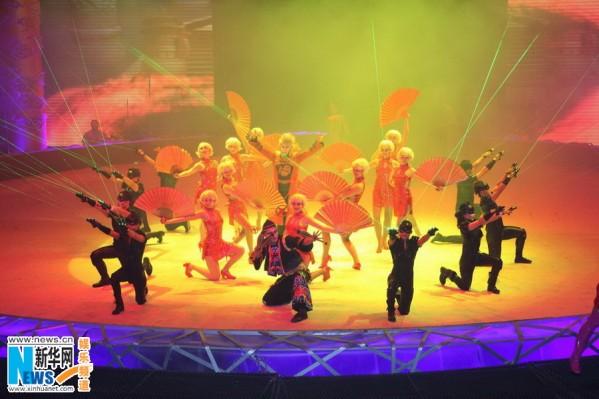 В Китае цирк | Магазета