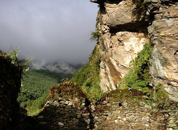 Горы Цаншань / Четыре тысячи лет в Дали