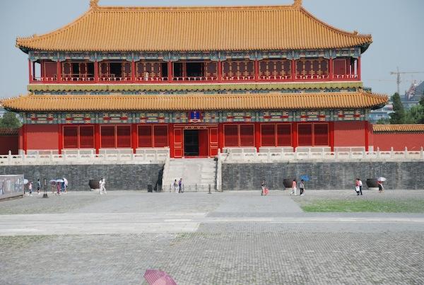 故宫 | История с похищениями