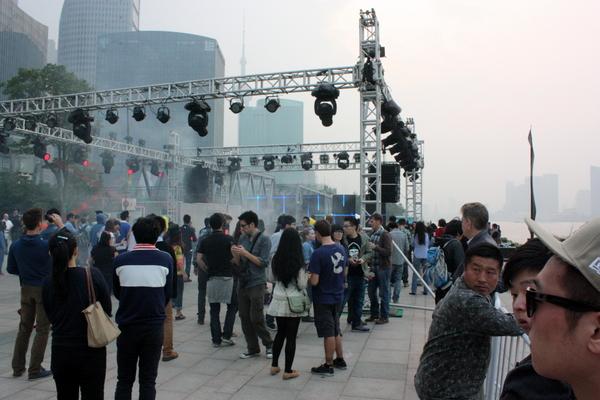 Как я был на китайском open-air фестивале: фотоотчет с электронного Midi 2012 в Шанхае | Магазета