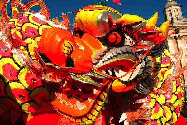 Где отпраздновать китайский новый год в России?