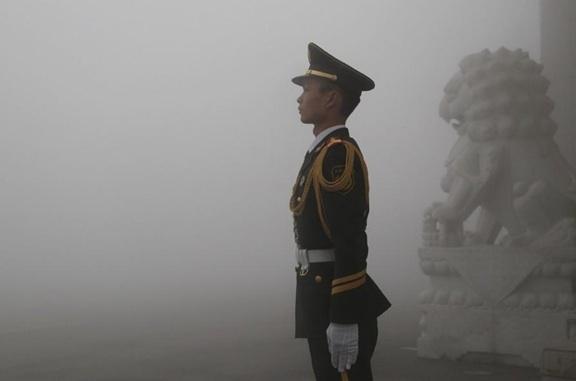 Самые грязные города Китая - Магазета