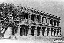 Обсерватория в 1913 году
