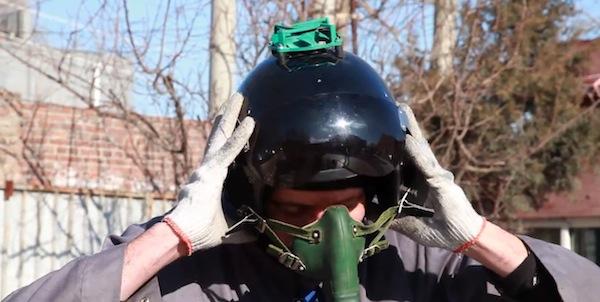 В Пекине изобрели велосипед для фильтрации воздуха - Магазета