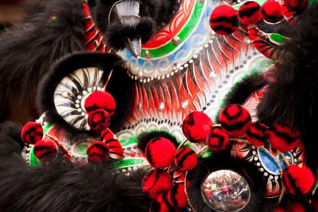 Традиции празднования кануна китайского Нового года