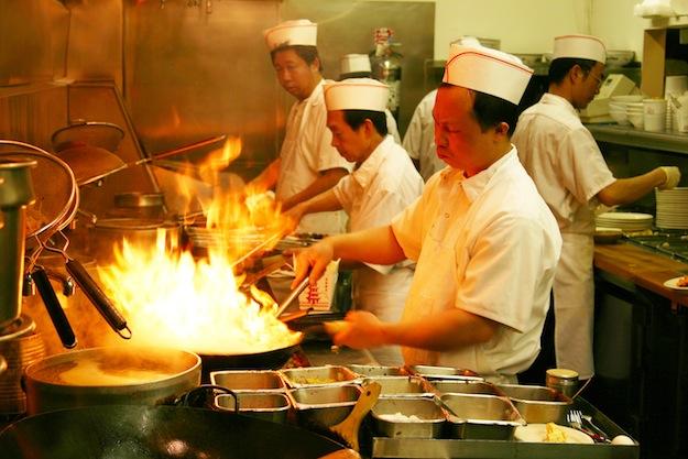 О некоторых особенностях китайской кулинарии и о воке, как главном ее «инструменте»