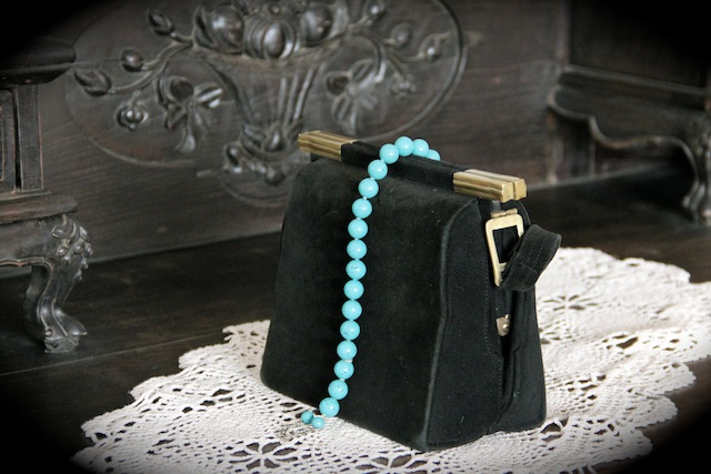 Замшевая сумочка Валентины Григорьевны Закитной