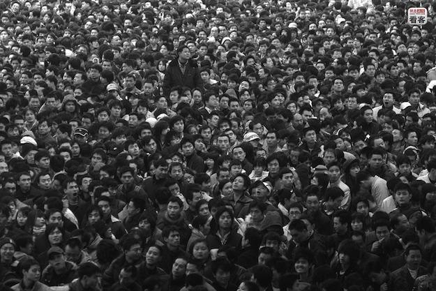 Чуньюнь (春运) массовая миграция населения Китая на китайский Новый год