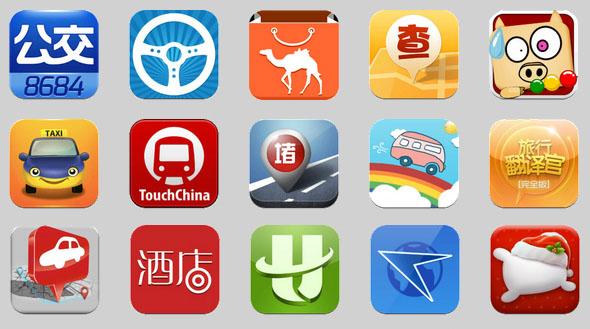 Приложения для путешествий по Китаю
