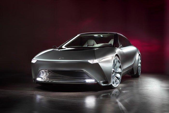 Единственный 900-сильный суперкар Icona Vulcano покажут в Шанхае