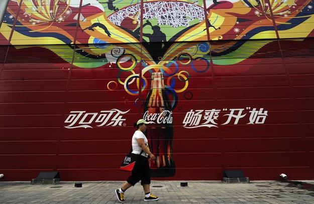 Китай обвинил компанию Coca-Cola в шпионаже