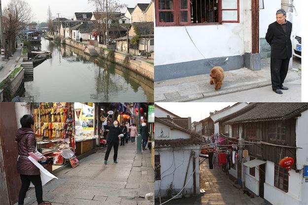 Проект Восемь Ног путешествует по Китаю