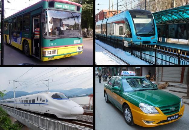 Ликбез по транспорту в Китае: куда, на чем и за сколько