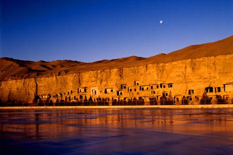 Пещеры Дуньхуана - Магазета
