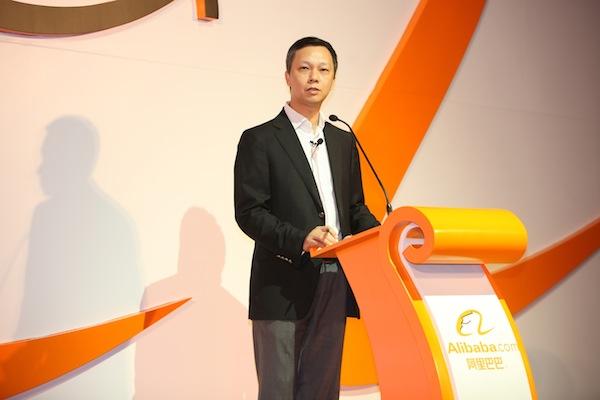 Джонатан Лу (Лу Чжаоси) - Alibaba Group