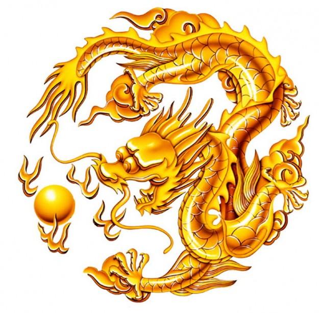 Дракон в китайских фразеологизмах